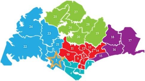 新加坡房产分布D05twin vue
