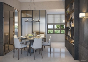 The-Tre-Ver-Condo-Showflat-Dining